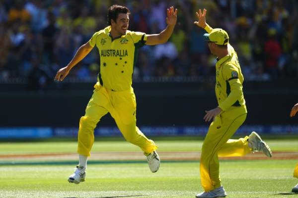 Australia bowlers' imposing presence stands out on grand stage