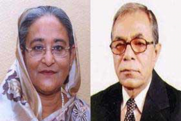 President, PM pay profound homage to Bangabandhu