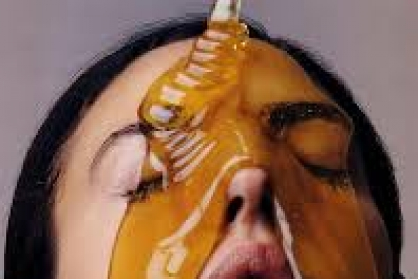 Use Honey everyday for Glowing Skin