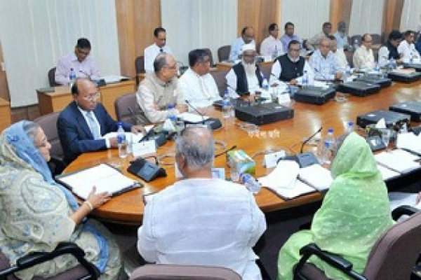 Cabinet okays new pay scale for judges