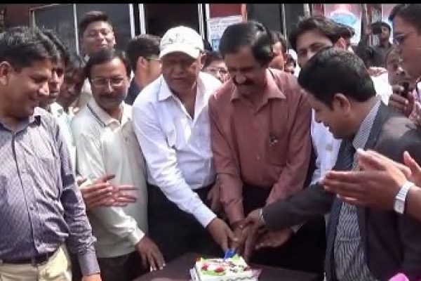 Celebrated 34th birthday of Sherpur District