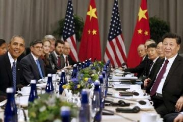 Obama promises 'candid' exchange with Xi amid maritime disputes