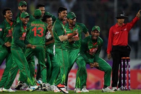 Mashrafe magic baffles England