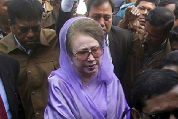Khaleda asked to appear before court on Feb 1
