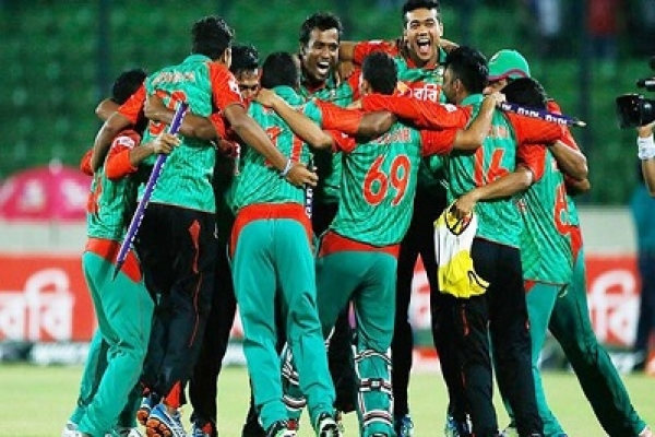 Mahmudullah, Shakib centuries seal epic win