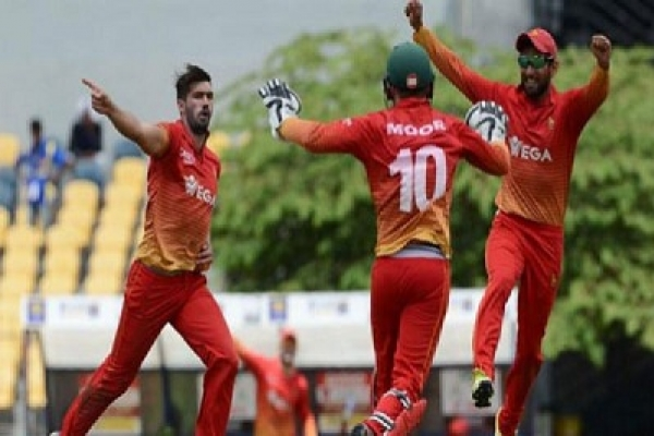 Zimbabwe clinch ODI series against Sri Lanka