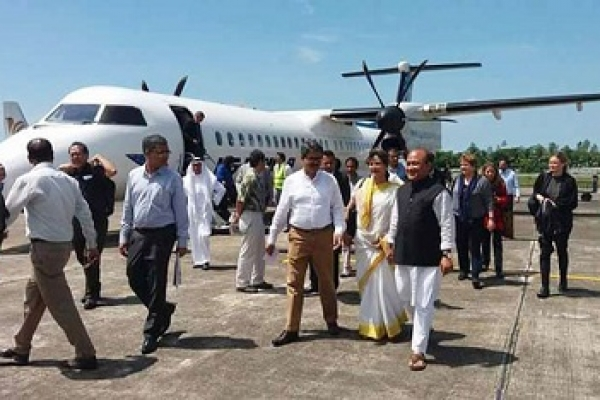 Diplomats in Cox's Bazar to see Rohingya camps