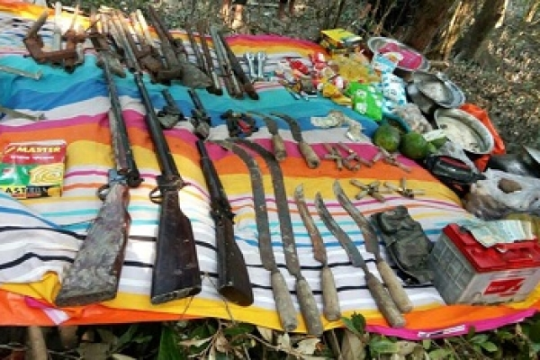 Robber killed in Sundarbans 'gunfight'