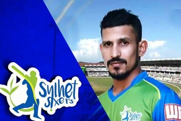 Sylhet Sixers beat Dhaka Dynamites by 9 wickets