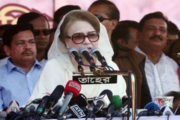 Next polls should be under neutral govt: Khaleda Zia