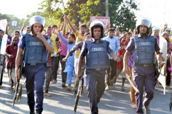 100 held, investigation continues over Rangpur clash