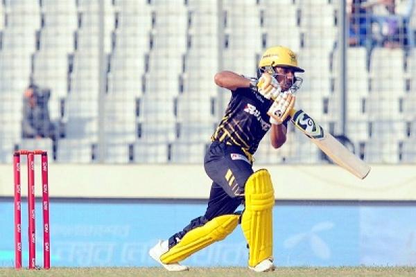 Rajshahi Kings thrash Nasir's Sixers