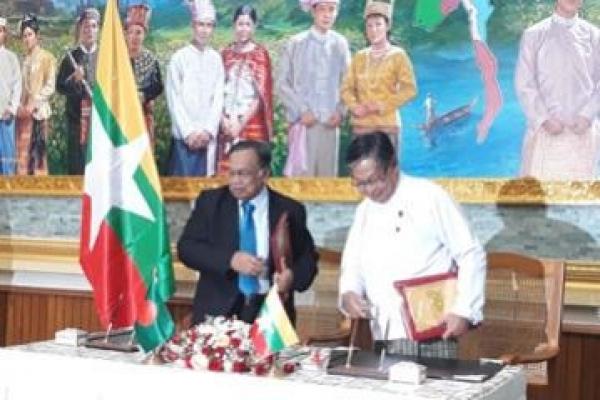 Bangladesh, Myanmar sign MoU on Rohingya repatriation