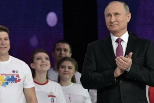 Putin to run again for president