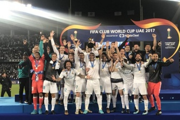 Ronaldo wins Club World Cup for Real Madrid