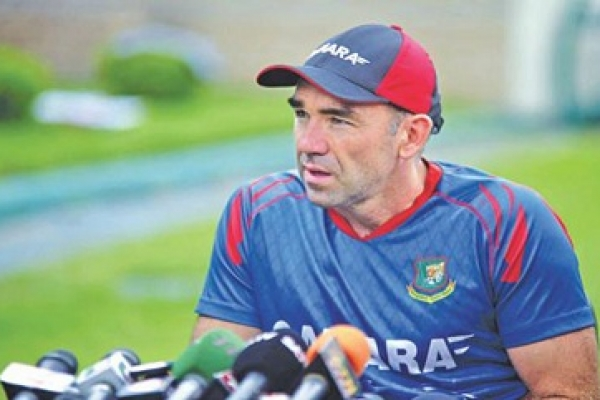 More responsibility for players without Hathurusingha - Richard Halsall