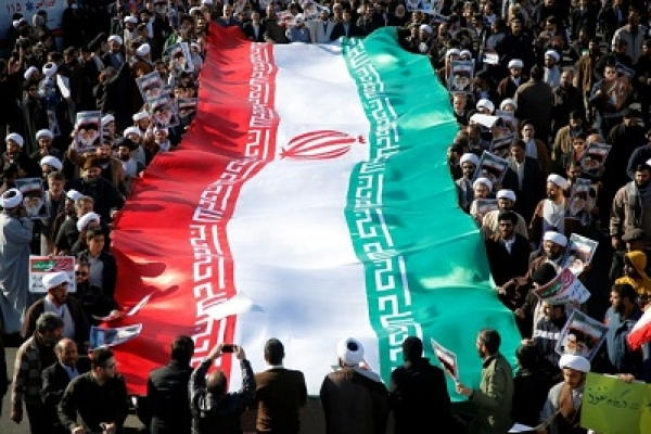 Head of Iran Guards declares 'end of the sedition'