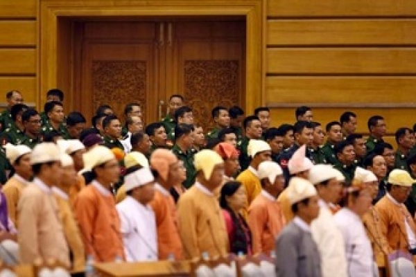 Two more regional ministers resign in Myanmar