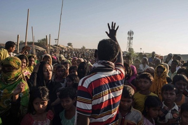 Four Rohingyas killed in Bangladesh camp fire