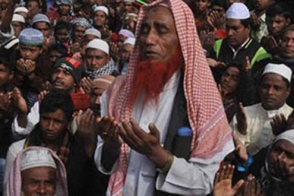 1st phase of Biswa Ijtema ends seeking peace, well-being of Muslims