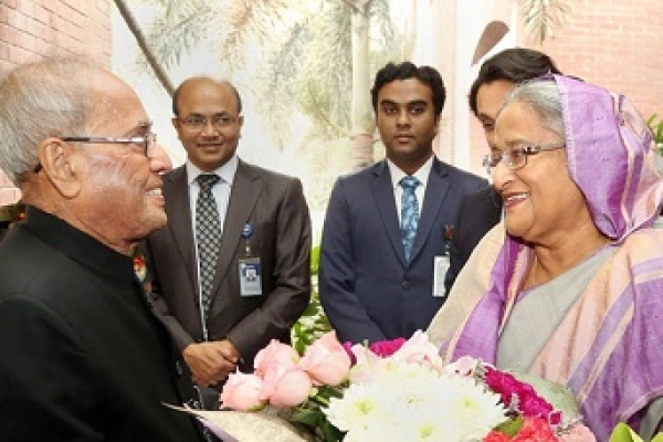 Bangladesh an attractive place for investment: Pranab