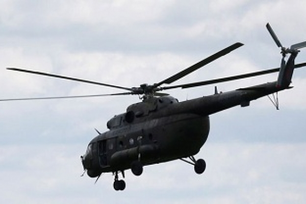 Colombian army helicopter crash kills 10