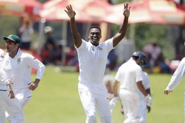 South Africa win India Test series