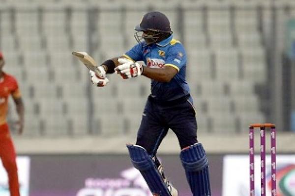 Zimbabwe beat Sri Lanka by 12-run in 2nd ODI