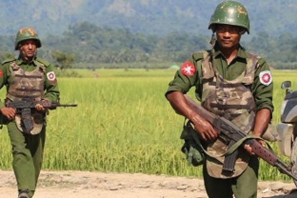 6 Myanmar soldiers sentenced for killing 3 civilians in Kachin
