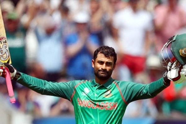 Tamim first Bangladeshi to reach 6000 ODI runs
