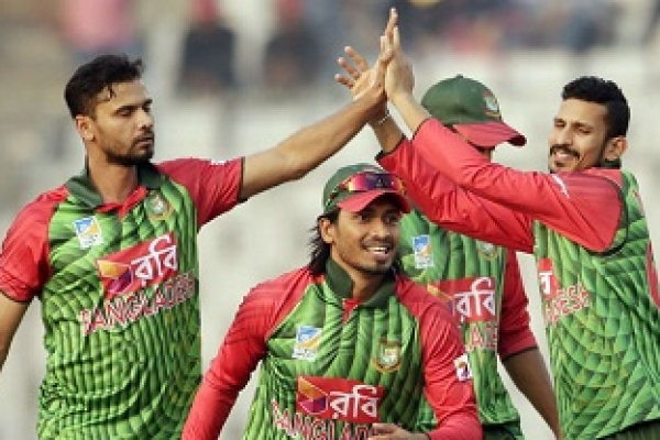 Bangladesh beat Zimbabwe by 91 runs