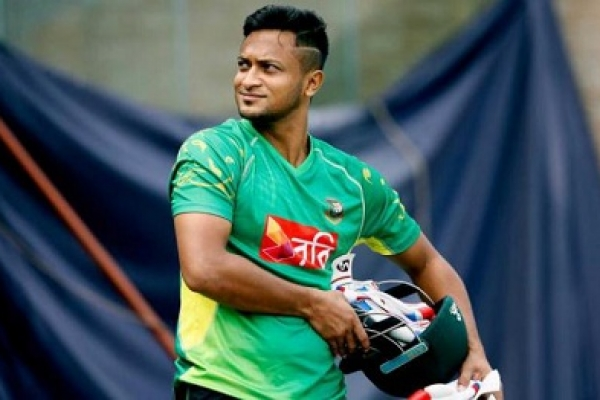 Shakib sold for Rs 2 crore to Sunrisers Hyderabad