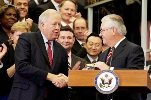 No 3 US diplomat quits in latest departure under Trump
