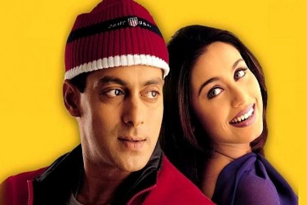 Salman comes to Rani Mukerji's rescue!