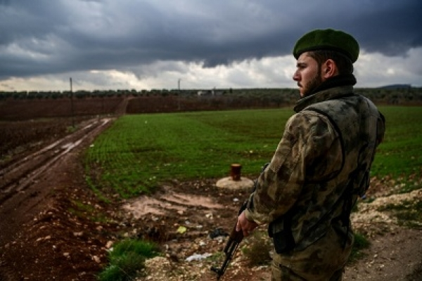 Seven Turkish soldiers die in Syria, including five in tank attack