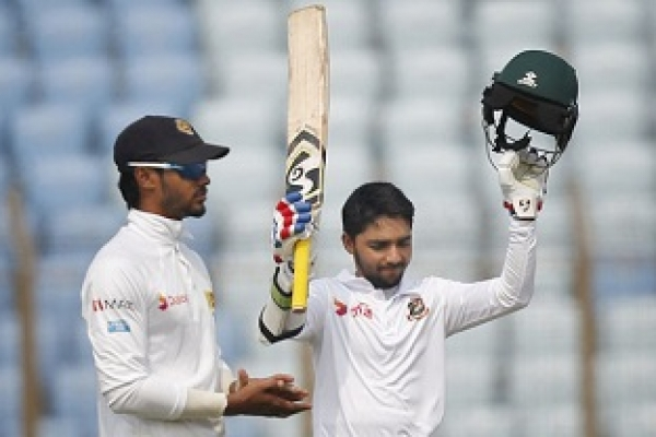Bangladesh-Sri Lanka 1st Test end in a draw