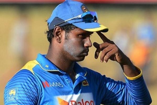 Mathews sidelined for remainder of Bangladesh tour