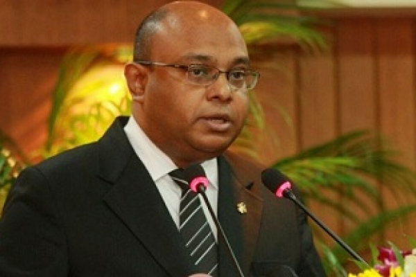 Maldives' Chief Justice, Supreme Court judge arrested