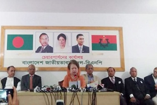 No justice in the country, claims Khaleda Zia