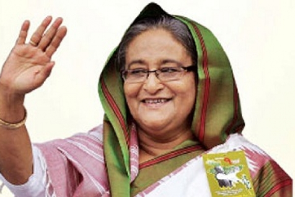PM reaches Patuakhali