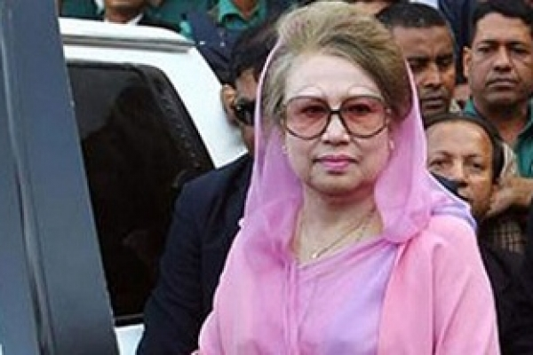 Khaleda Zia gets 5-year jail