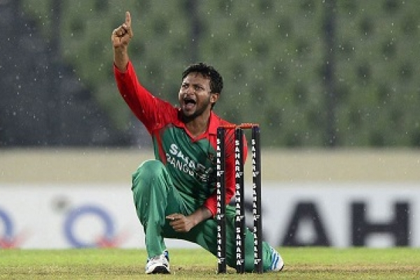 Shakib banned for 2 years