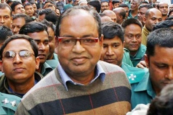 BNP Vice chairman Shamsuzzaman Dudu detained