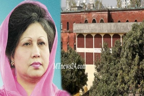 Khaleda to be shown arrested in 3 sabotage cases