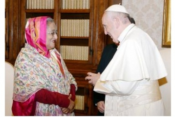 PM meets Pope