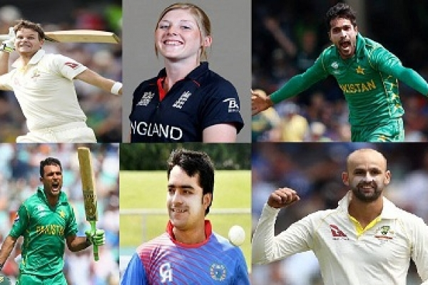 Smith, Amir, Fakhar win cricinfo best performance awards