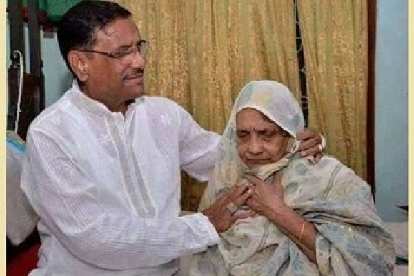President, PM mourns death of Obaidul Quader's mother