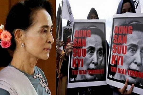 Holocaust Museum withdraws Suu Kyi's human rights award