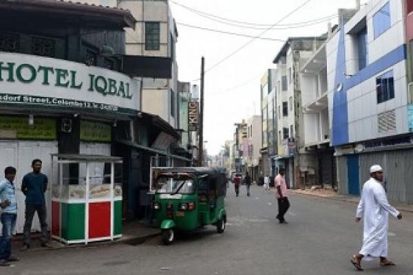Sri Lanka Buddhist monks slam anti-Muslim riots