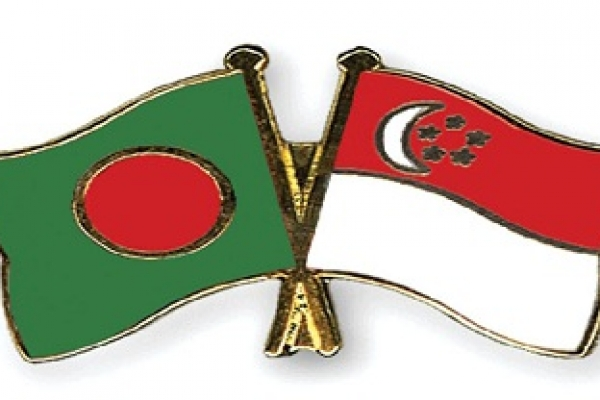 Bangladesh, Singapore sign two MoUs